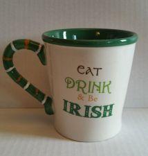 Buy Coushatta Irish Eat Drink Coffee Mug Tea Casino Resort Souvenir