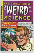 Buy Weird Science #1 VF WALLY WOOD Feldstein others, reprint 1950's (1992)
