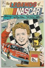 Buy LEGENDS OF NASCAR #1 VF range High Grade or better VORTEX Comics Herb Trimpe