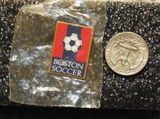 Buy 1990's Era Boston Soccer Cap/Hat/Jacket Lapel Pin