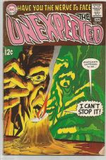 Buy THE UNEXPECTED #110 DC COMICS 1968/1969