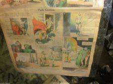 Buy Sunday Newspaper Comics: FLASH GORDON 1-19-36 Jungle Jim GoldenAge ALEX RAYMOND