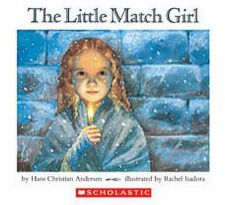 Buy The Little Match Girl, Hans Christian Andersen, Papercover