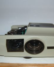 Buy Montgomery Ward Q-555 Automatic Slide Projector W/Case
