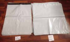 Buy White Poly Envelopes for Shipping: 21pcs 19 x 24 AND 28pcs 24 x 24