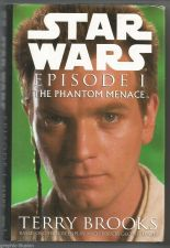 Buy Star Wars Episode 1 The Phantom Menace Terry Brooks Hardbound Book