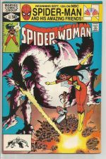 Buy SPIDER-WOMAN #41 Marvel Comics 1982 CLAREMONT / LEIALOHA / Wiacek