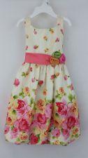 Buy American Princess yellow Floral 4 Dress girls Spring