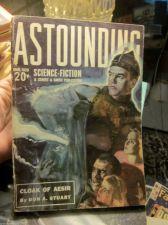Buy Astounding Science-Fiction March 1939 PULP Don A. Stuart, HL GOLD, Simak, Ley