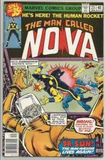 Buy NOVA #23 Marvel Comics WOLFMAN / INFANTINO Bronze Age