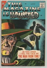 Buy THIS MAGAZINE IS HAUNTED #16 STEVE DITKO art 3 Stories 1958 Charlton Comics