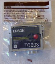 Buy Epson T0603 RED magenta ink printer c68 c88 cx7800 cx4800 cx4200 cx3800 to602 60
