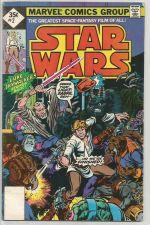 Buy STAR WARS #2 Marvel Comics Chaykin, Leialoha 1977 Fine Range .35 centCvr Reprint