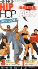 Buy Hip Hop Body Shop - Twister Abs (VHS, 1996)