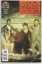 Buy SLIDERS DARKEST HOUR #2 full color Acclaim/Valiant SF 1996 Mayerik TVshowrelated