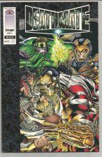 Buy DEATHMATE Deluxe Format BLACK Image Comics 1993 1st Print Silvestri, Williams +