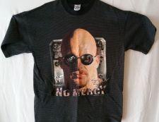 Buy Very Unique Steve Austin WWF Classic Black No Mercy Extra Large T-Shirt Rare
