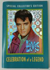 Buy Elvis Celebration of a Legend Special Collector's Edition Book