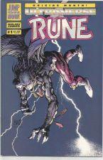 Buy Rune #1 (Jan 1994, Malibu) VF / NM Barry Windsor Smith