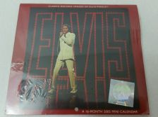 Buy Elvis Presley 16 month 2005 Mini Calendar Sealed Classic Record Images