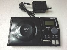 Buy TASCAM CD BT1 portable variable speed CD bass base audio guitar Trainer player