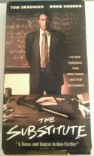 Buy The Substitute (VHS, 1996)