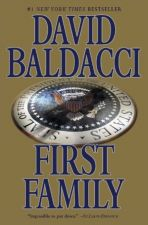 Buy First Family (King & Maxwell Series)