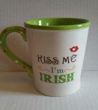 Buy Coushatta Irish Kiss Me Coffee Mug Tea Casino Resort Souvenir