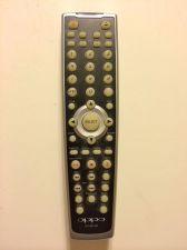 Buy oppo DV 981 HD REMOTE CONTROL - HDMI DVD CD compact disc SACD SVCD DivX player