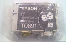 Buy Epson T0691 BLACK ink jet printer NX300 NX305 NX400 NX415 NX510 NX515 to691 69