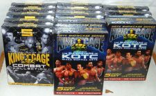 Buy Lot 14 DVDs king Of Cage Rampage Combat Collection & KOTC Superstars