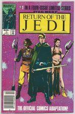 Buy Return of the Jedi #1 STAR WARS Marvel Comics 1st Print High Grade