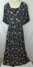 Buy Coldwater Creek 2x Plus Size Handbag Shoe Dress Rayon