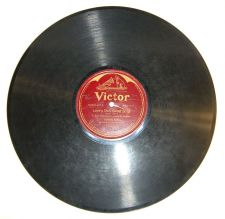 Buy Vintage 1903 Phonograph Records Victrola Victor Columbia Single & Double Side