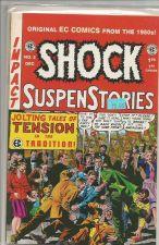 Buy SHOCK SUSPENSTORIES #2 VF WALLY WOOD Feldstein others Reprint 1950's (1992)