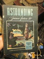 Buy Astounding Science-Fiction January 1943 Complete A.E. van Vogt LARGE SIZE