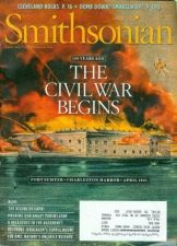 Buy Smithsonian Magazine April 2011 The civil War Begins