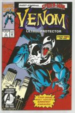 Buy VENOM #2 High Grade NM Marvel Comics Lethal Protector 1993