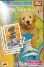 Buy Keith Kimberlin Tattoo 32 Valentines Cards Tattoos Seals New Puppy