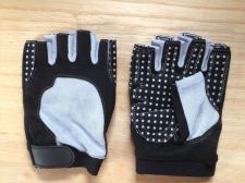 Buy Men's Weight Lifting Gloves Padded Slip Resistant Neoprene Palm, Large Size GM39