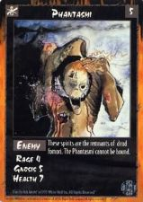 Buy Phantasmi Team Rage Card Mint Unplayed Enemy Game Sept