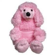 Buy Build-a-Bear Workshop Pink Poodle ###