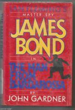 "Buy JAMES BOND 007 IAN FLEMING ""The Man From Barbosa"" JOHN GARDNER 1991 HB"