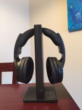 Buy PRICE DROP Sony Wireless Headphone Rechargeable System High Quality Product