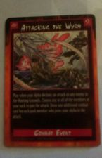 Buy Attacking the Wyrm Trading Card Combat Action 1995 Combat Event Unplayed Mint