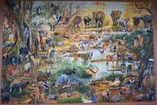 Buy All creatures of Africa 1500 Smile Puzzle Special Edition