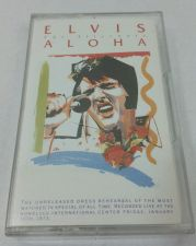Buy Elvis Presley The Alternate Aloha Cassette