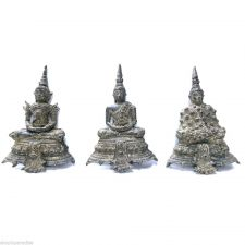 Buy 3 Seasons of Phra Kaew Morakot Thai Buddha Amulet Lucky Rich Protect FREE Stamps