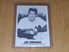 Buy VINTAGE JOE DIMMAGIO YANKEES 1977 TCMA BASEBALL #1 GD-VG