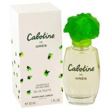 Buy Cabotine By Parfums Gres Eau De Toilette Spray 1 Oz